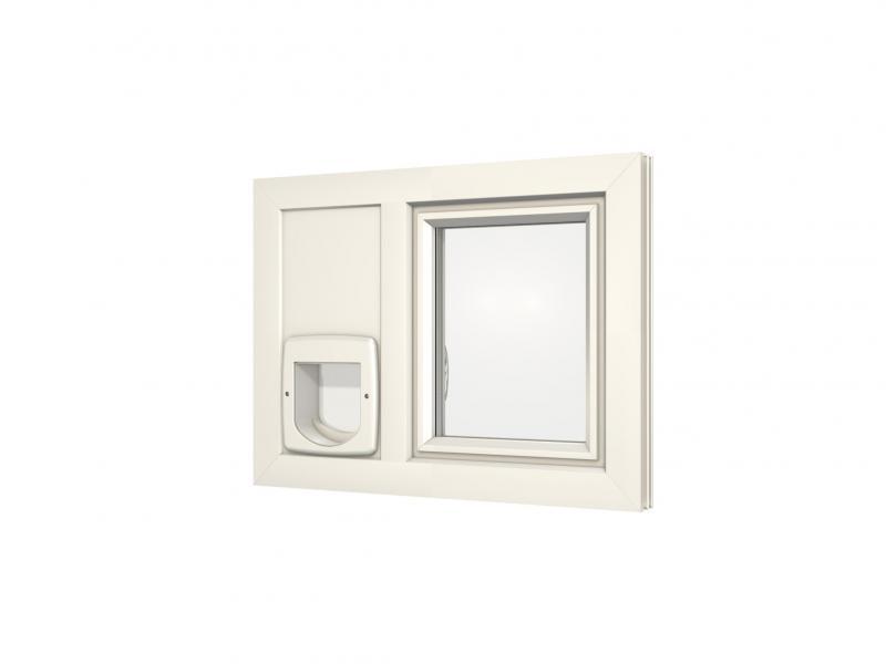 Schmidtnorm gmbh - Kellerfenster mit katzenklappe ...